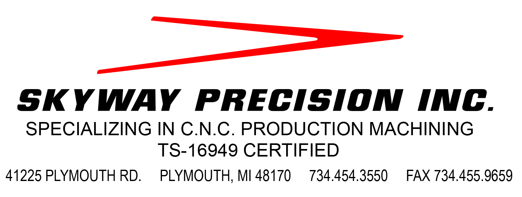 Skyway Precision Logo
